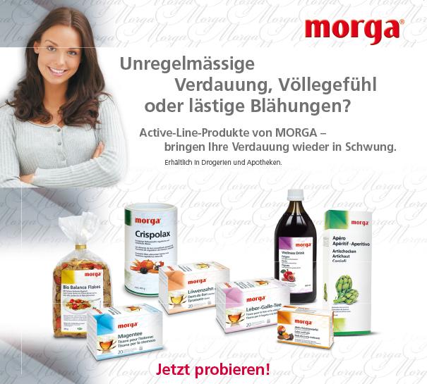 Active Line Produkte von Morga
