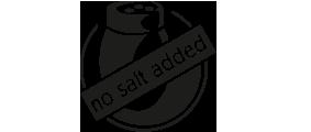 kein zugesetztes Salz